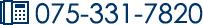 TEL:075-331-7820